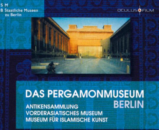 Das Pergamonmuseum 2 DVDs