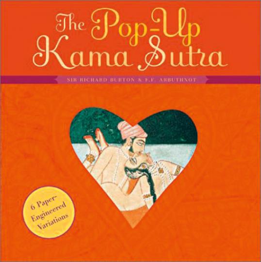 Das Pop-up Kamasutra.