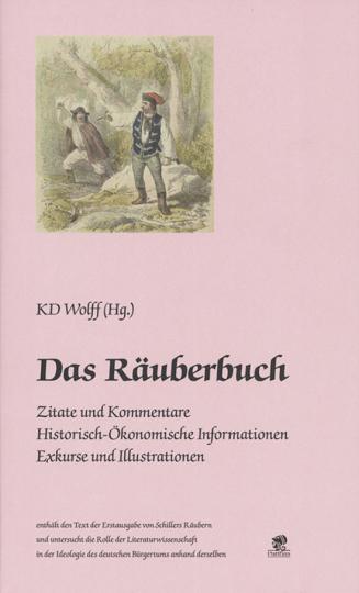 Das Räuberbuch.