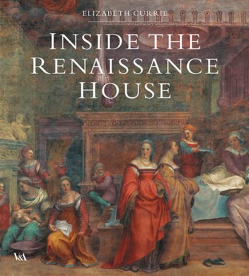 Das Renaissance-Haus von innen. Inside the Renaissance House.