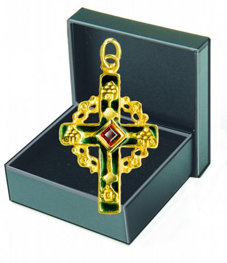 Das Romanow-Kreuz