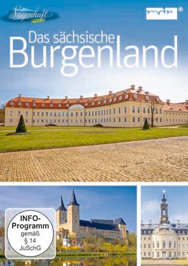 Das sächsische Burgenland DVD