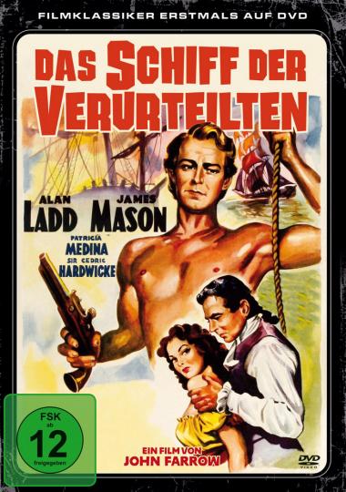 Das Schiff der Verurteilten. DVD.