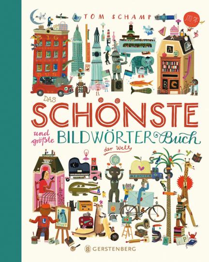 Das schönste und größte Bildwörterbuch der Welt.