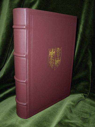 Das schwarze Gebetbuch.