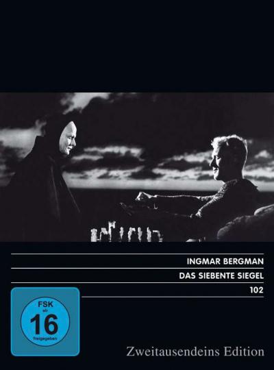 Das siebente Siegel. DVD.