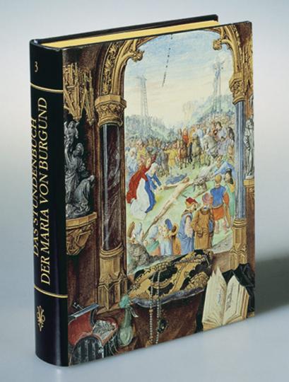 Das Stundenbuch der Maria von Burgund. Mit einem originalen Faksimile-Blatt.