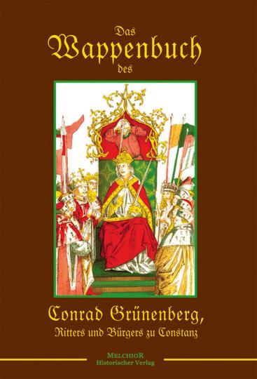 Das Wappenbuch des Conrad Grünenberg von 1483.