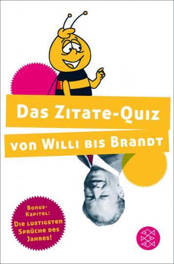 Das Zitate-Quiz von Willi bis Brandt