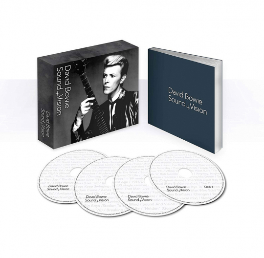 David Bowie. Sound + Vision. 4 CDs.