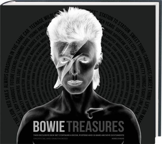 David Bowie. Treasures.