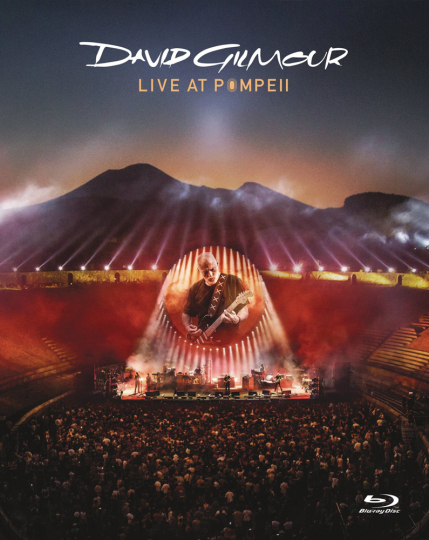 David Gilmour. Live At Pompeii. Deluxe Box. Blu-ray.