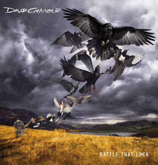 David Gilmour. Rattle That Lock. CD.