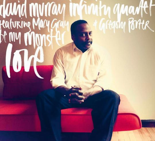 David Murry - Be My Monster Love. CD.