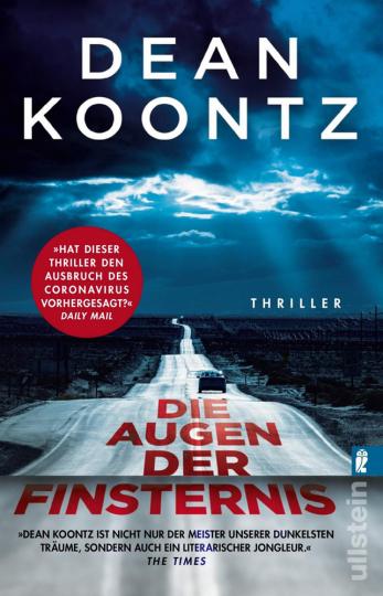Dean Koontz. Die Augen der Finsternis. Thriller.