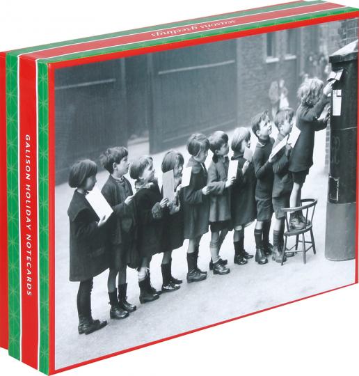 Dear Santa. Holiday Grußkarten.
