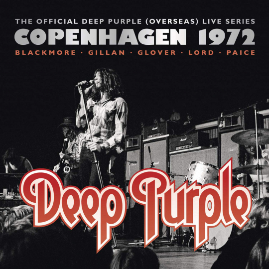 Deep Purple. Copenhagen 1972. 2 CDs.