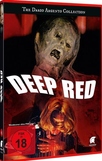 Deep Red. DVD.