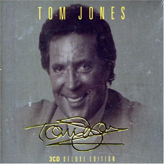 Tom Jones. Deluxe Edition. 3 CDs.