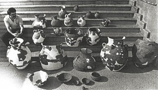 Demircihüyük - Die Ergebnisse der Ausgrabungen 1975-78 (3 Bände + Kartenband)