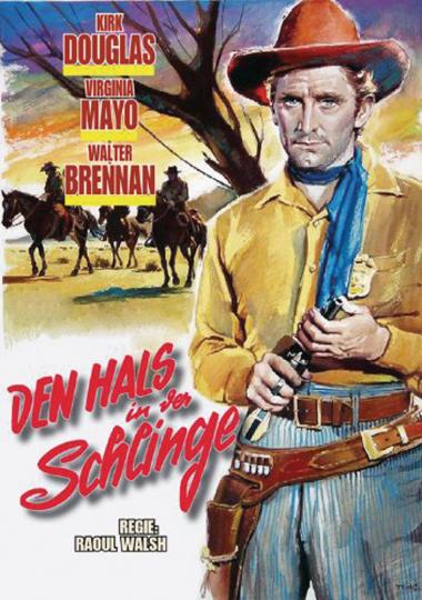 Den Hals in der Schlinge. DVD.
