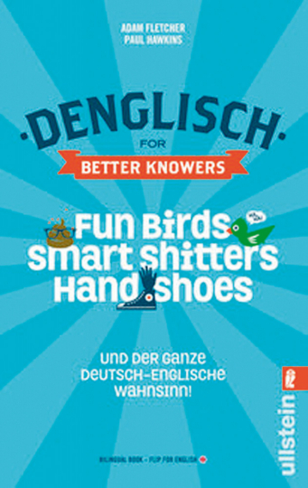Denglisch for Better Knowers