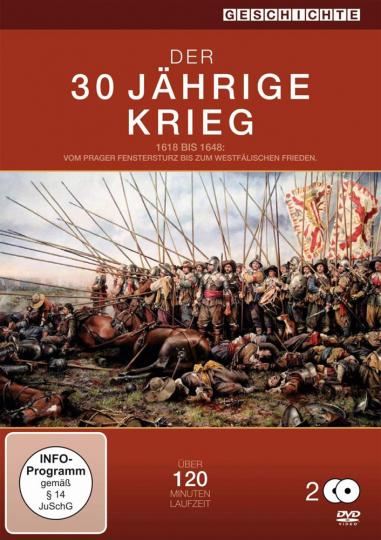 Der 30jährige Krieg 2 DVDs