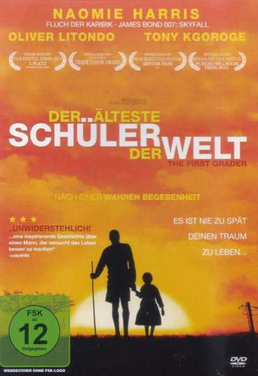 Der älteste Schüler der Welt. DVD.