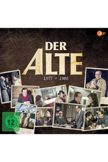 Der Alte 1977-1986 39 DVDs