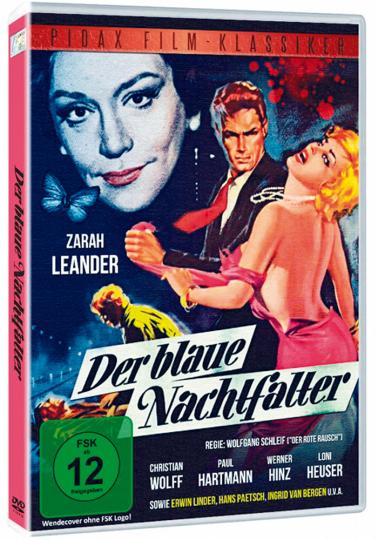 Der blaue Nachtfalter DVD