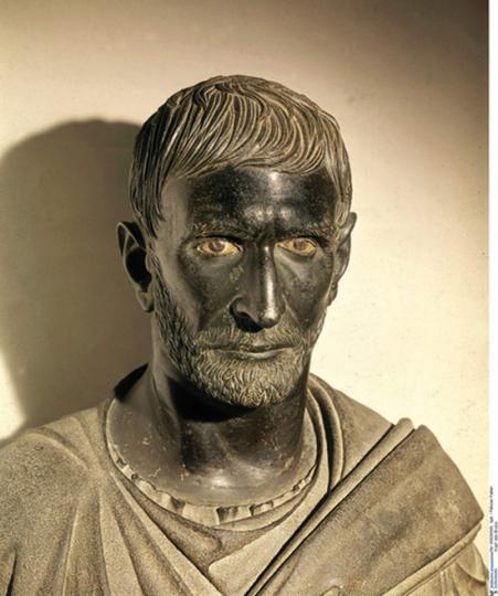 Der Brutus vom Kapitol. Ein Porträt macht Weltgeschichte.