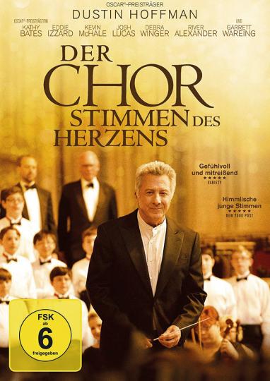 Der Chor - Stimmen des Herzens. DVD.