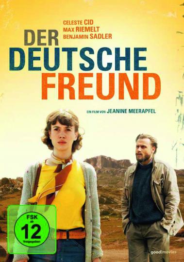 Der deutsche Freund. DVD.