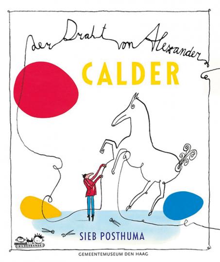 Der Draht von Alexander Calder.