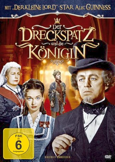 Der Dreckspatz und die Königin DVD