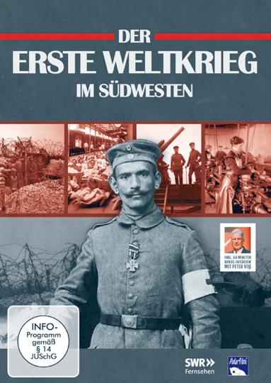 Der Erste Weltkrieg im Südwesten DVD