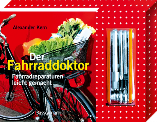 Der Fahrraddoktor. Fahrradreparaturen leicht gemacht.