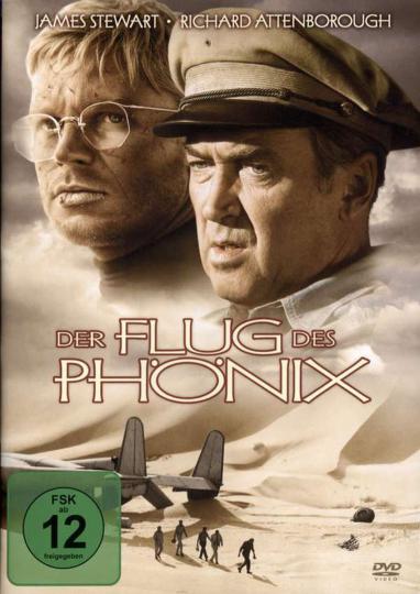 Der Flug des Phönix DVD