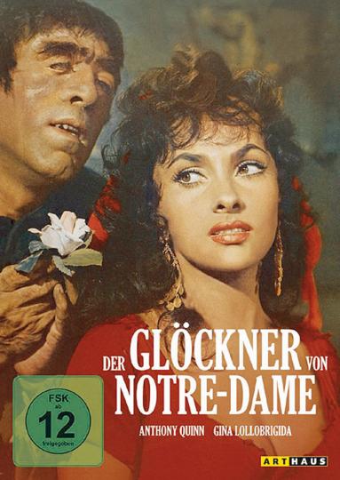 Der Glöckner von Notre Dame DVD