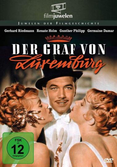 Der Graf von Luxemburg. DVD.