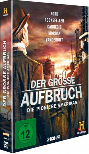 Der große Aufbruch 3 DVDs