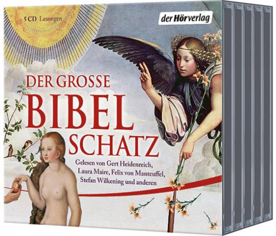 Der große Bibelschatz. Hörbuch.