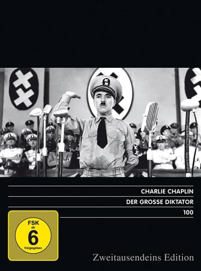 Der große Diktator. DVD.