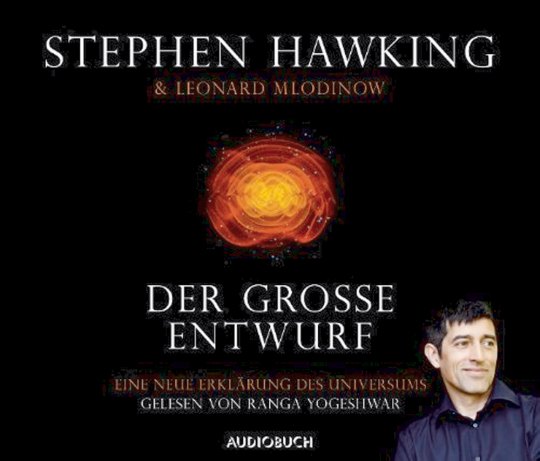 Der große Entwurf 5 CDs. Eine neue Erklärung des Universums