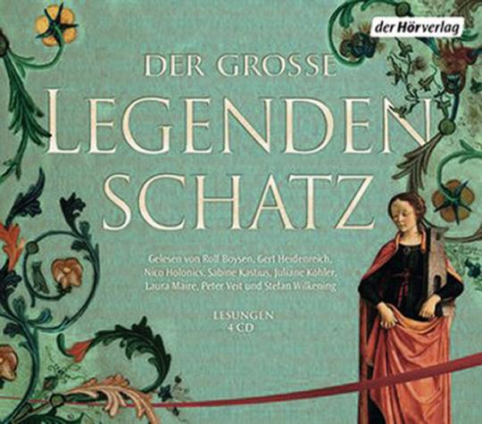 Der große Legendenschatz. 4 CD-Set.