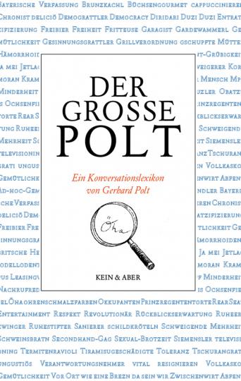 Der große Polt. Ein Konversationslexikon.
