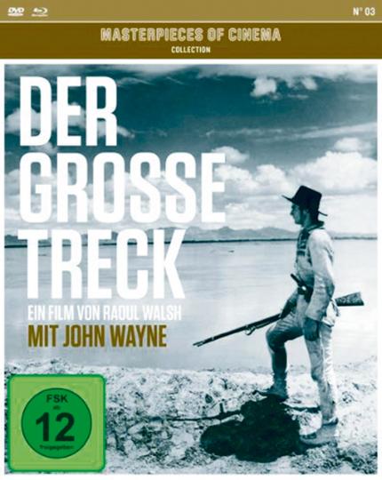 Der Große Treck 2 DVDs + 1 BluRay