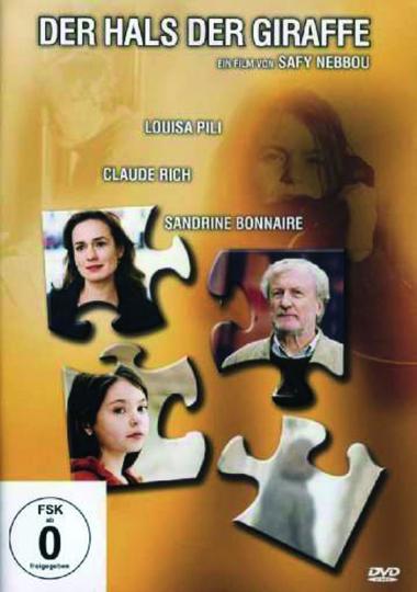 Der Hals der Giraffe. DVD.