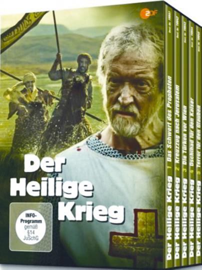 Der Heilige Krieg 5 DVDs
