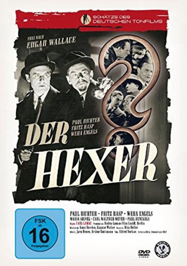 Der Hexer. DVD.